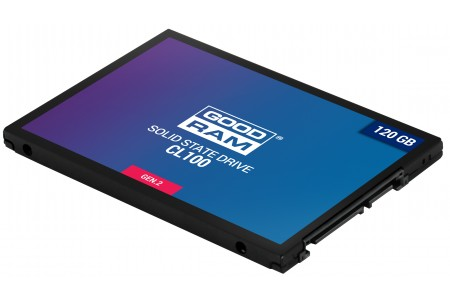 SSD GoodRAM CL100 Gen.2 120Gb SSDPR-CL100-120-G2