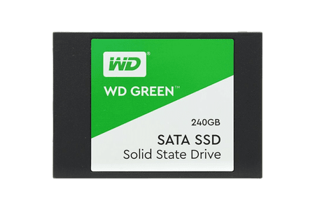 SSD Western Digital WD 240Gb Green WDS240G2G0A
