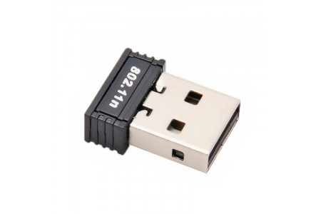 Wi-Fi адаптер Mini USB 802,11 b/g/n, 150 Мбит/с